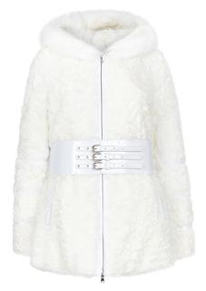 Шуба из овчины Virtuale Fur Collection