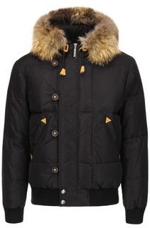 Куртка пуховая Al Franco