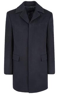шерстяное пальто Al Franco