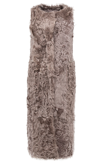 Жилет из меха козлика Virtuale Fur Collection