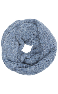Полушерстяной шарф-снуд Marhatter