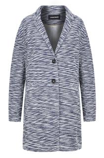 Легкое трикотажное пальто La Reine Blanche