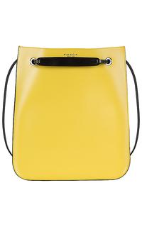 рюкзак из натуральной кожи Tosca Blu