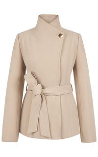 Пальто с поясом La Reine Blanche