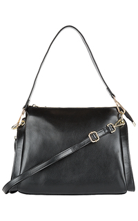 сумка из натуральной кожи La Reine Blanche