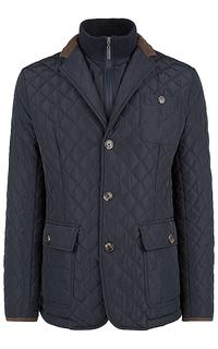утепленная куртка-пиджак Al Franco