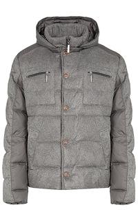 стеганая утепленная куртка Al Franco