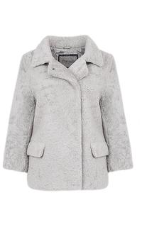 Укороченный жакет из овчины Virtuale Fur Collection