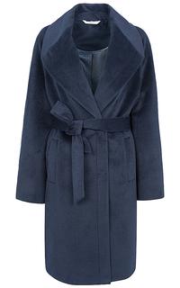 Пальто-халат с поясом Элема