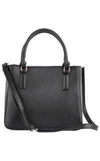 сумка из фактурной натуральной кожи La Reine Blanche