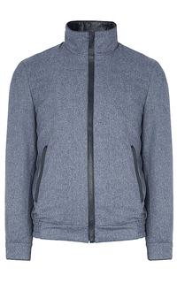утепленная куртка на молнии Vittorio Emanuele