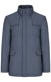 утепленная куртка Vittorio Emanuele