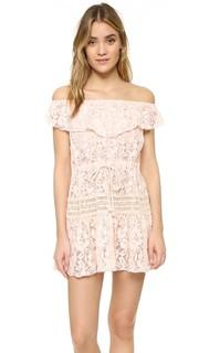 Кружевное макси-платье Verona Somedays Lovin