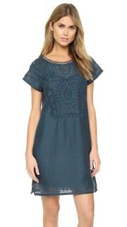 Платье с вышивкой Twelfth St. by Cynthia Vincent