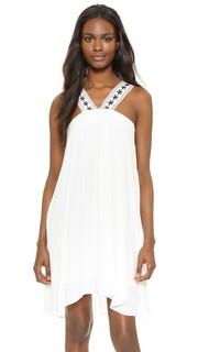 Платье с вышивкой Zeus Cupcakes and Cashmere