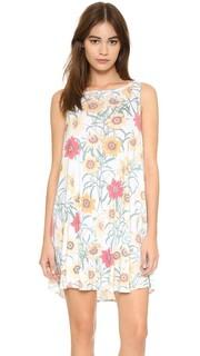 Платье без рукавов Wild Daisy Wildfox