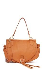 Большая седельная сумка Collins See by Chloe