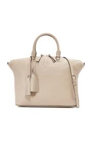 Объемная сумка-портфель Thea среднего размера Tory Burch
