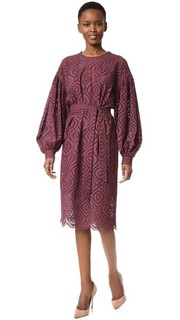 Платье с вышивкой Karmic Zimmermann