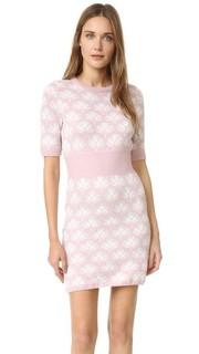 Трикотажное платье Tak. Ori