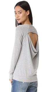 Пуловер с драпировкой на спине Chaser