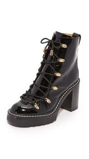 Ботинки на шнуровке Sanne Rag & Bone