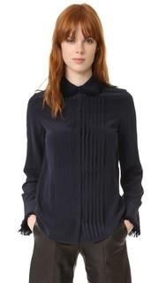 Блуза с бахромой Tenri Zadig & Voltaire