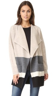 Пальто-свитер в полоску Madewell