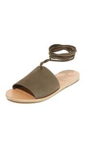 Christina Wrap Sandals