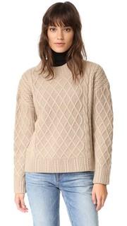 Связанный косичками свитер Odom Finders Keepers