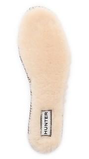 Вкладные стельки Luxury Shearling Hunter Boots