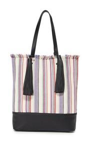 Объемная сумка с короткими ручками Cruise Loeffler Randall