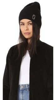 Классическая кашемировая шапка Marc Jacobs