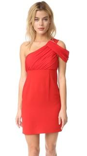 Платье с одним открытым плечом Samantha Rachel Zoe