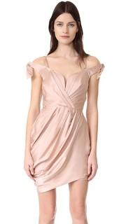 Коктейльное платье Winsome с драпировкой Zimmermann