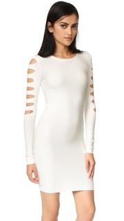 Трикотажное платье Lauren с вырезом Bailey44