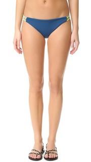 Двусторонние плавки бикини Zunzal со шнурками Basta Surf
