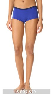 Бесшовные трусики-шорты Pure Calvin Klein Underwear