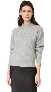 Пуловер Pure DKNY с заниженными плечами