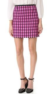 Виниловая юбка Marc Jacobs