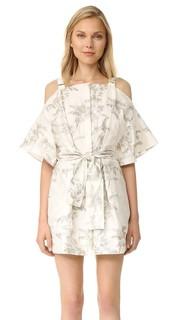 Платье Winsome с блестками Zimmermann