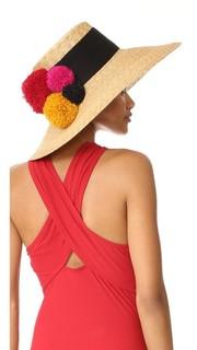 Шляпа Mirasol Eugenia Kim