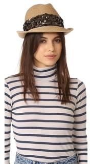 Шляпа-федора Max Eugenia Kim