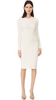 Платье с длинными рукавами Narciso Rodriguez