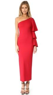 Платье Carmen с открытым плечом Torn by Ronny Kobo