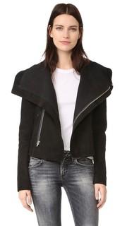 Замшевая куртка Max Veda