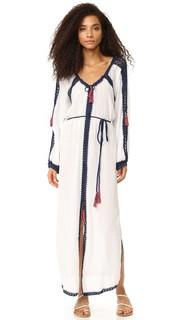 Богемное макси-платье Sailor Nomad Anna Kosturova