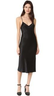 Платье-комбинация без рукавов Dkny