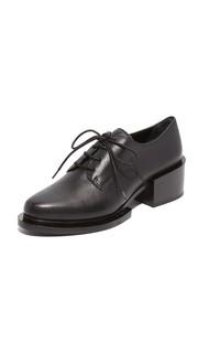 Ботинки на шнурках Symon Runway Dkny