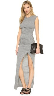 Вязаное платье с перекрученной деталью Pam & Gela